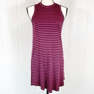 American Eagle Outfitters AEO Stripped Gown